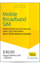 Optus $30 Mobile Broadband sim card