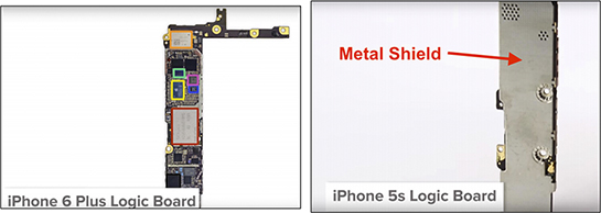 iphone 5s metal