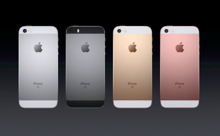 Apple new iPhone SE