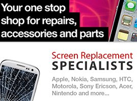 your stop shop for phone repair and accessories
